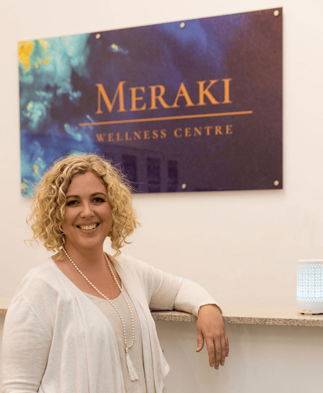 Find us at Meraki Wellness
